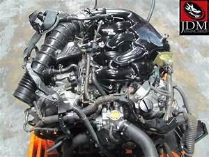 Toyota Lexus Is250 Crown 2 5l V6 Di Engine Motor Only Jdm