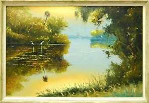 Original works of art by Florida's legendary Highwaymen ...