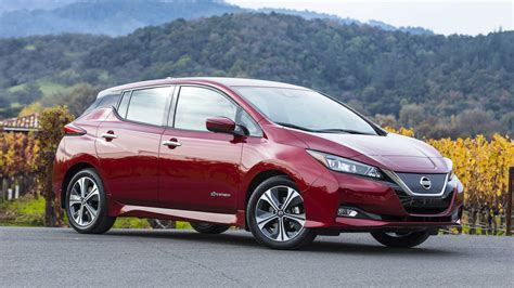 2018 Leaf Review by 2018 Nissan Leaf Drive Review Electric Power To