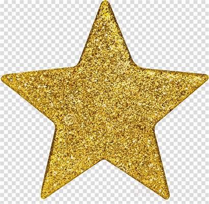 Glitter Yellow Clipart Ornament Metal Transparent Clip