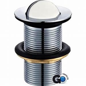 Bonde Lavabo Sans Trop Plein : bonde lavabo clapet pivotant sans trop plein a31 alterna ~ Dailycaller-alerts.com Idées de Décoration
