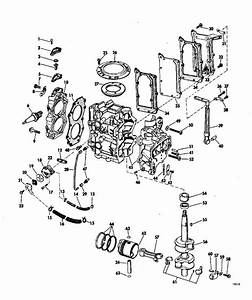 Johnson Boat Motor Parts Diagram