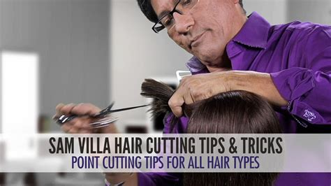 point cutting tips   hair types remove weight