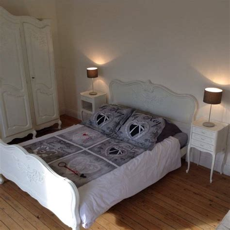 chambre  coucher regence puces privees