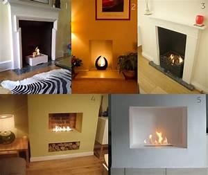 Empty Fireplace Ideas