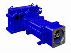 Twin Screw Extruder Gearboxes, Twin Screw Extruder ...