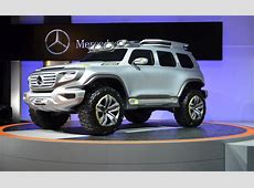 Mercedes EnerG Force Concept Video, First Look 2012 LA