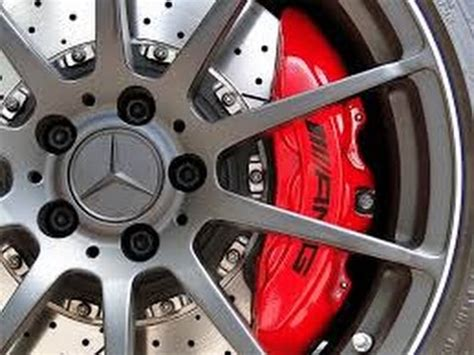 paint mercedes calipers red paint calipers red paint