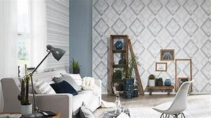 Tapeten Retro Style : vlies tapeten retro makeup16 erismann cie gmbh ~ Sanjose-hotels-ca.com Haus und Dekorationen