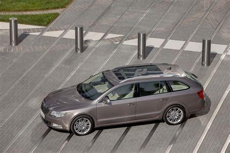 Skoda Superb Combi Now In Production Autoevolution