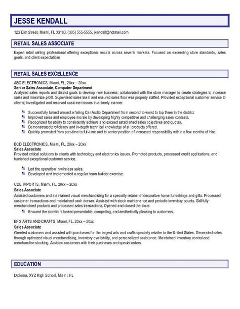 writing a good cv mccarthy retail recruitment retail our 1