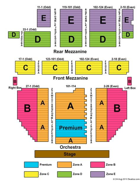 westchester broadway theatre seating chart seating chart broadway theatre new york seating chart