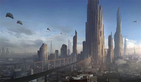 wizje miast przyszlosci tunguskapl