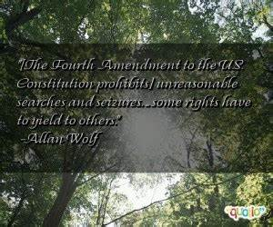 Quotes About The Fourth Amendment. QuotesGram
