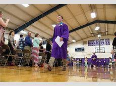 GriggsvillePerry CUSD 4 8th Graders, Seniors Celebrate