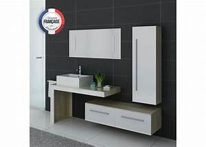 Aérateur Salle De Bain : meubles salle de bain dis9250sc b scandinave avec fa ades ~ Dailycaller-alerts.com Idées de Décoration