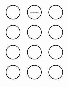 macaron 175 inch circle template google search i saved With macaron baking sheet template