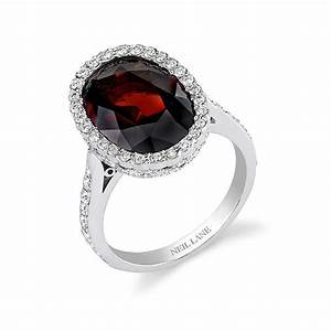blue nile platinum wedding band with squared sides to With garnet wedding ring meaning
