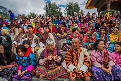 Bhutan Culture Unique Instruments Traditional Bhutanese Buddhism