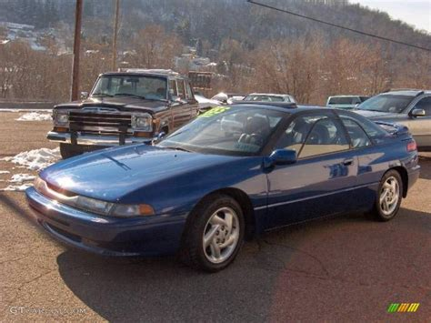 subaru svx blue 1994 laguna blue pearl metallic subaru svx lsi awd coupe