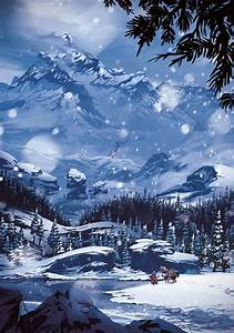 Snow, Mountains, Hd, Wallpapers, Desktop, And, Mobile, Images