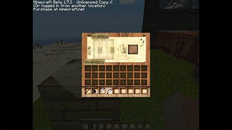 minecraft wie baut man ein bogen und pfeile youtube