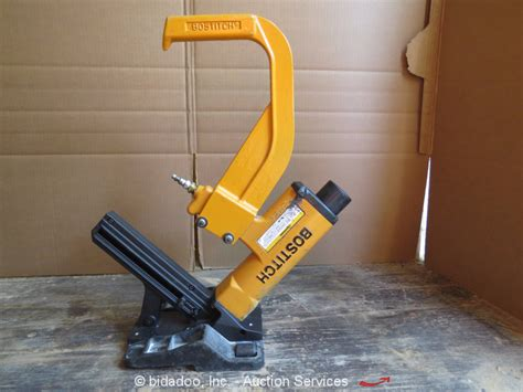 Bostitch Floor Nailer Miiifn by Stanley Bostitch Miiifn Pneumatic Hardwood Flooring Cleat