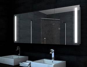Design Spiegelschrank Bad : design alu badezimmer spiegel schrank led 160x68cm sk16068 ~ Sanjose-hotels-ca.com Haus und Dekorationen