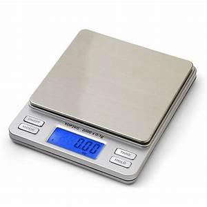 Smart Weigh Digital Pro Pocket Scale(TOP2KG) | Best ...