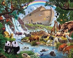 Noah U0026 39 S Ark Jigsaw Puzzle