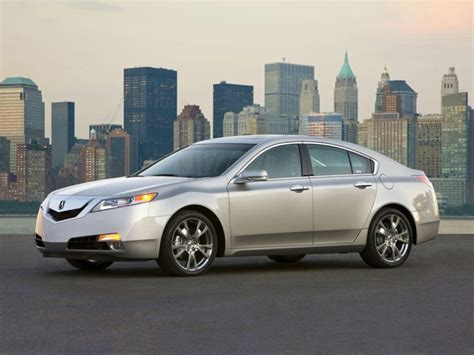 Acura Tl Reliability by 2010 Acura Tl Specs Safety Rating Mpg Carsdirect
