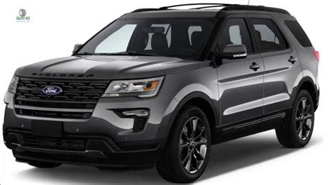 2019 Ford Explorer Redesign