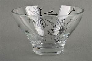 Mikrowelle Geschirr Glas : deko glasschale fabulous art decor glasschale mit fu dekoschale obstschale schale aus glas with ~ Watch28wear.com Haus und Dekorationen