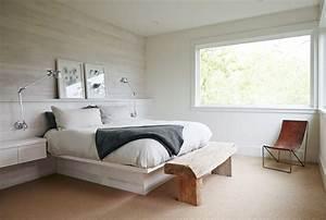 Applique Chambre Adulte : applique murale liseuse confort maximal dans la chambre ~ Teatrodelosmanantiales.com Idées de Décoration