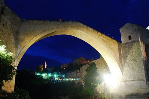 Stari Most - Bridge in Mostar - Thousand Wonders