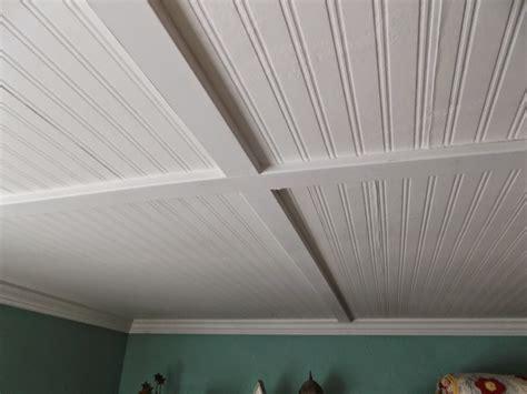 Beadboard : Vinyl Beadboard Soffit Porch Ceilings