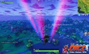 Fortnite Battle Royale Land On Different Bullseyes Orcz
