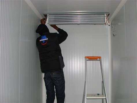 chambre froide installation installation chambre froide