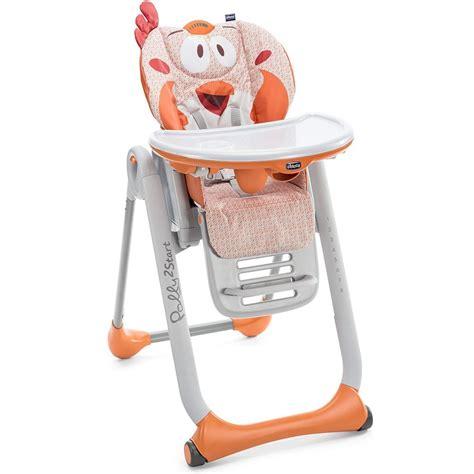 Chaise Haute Bébé Polly 2 Start De Chicco Jusqu'à 20