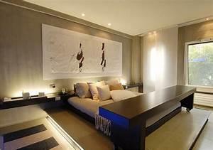 fabulous dlicieux decoration chambre parentale dcoration With salle de bain design avec décoration lit bébé