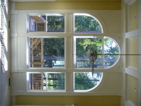 story window walls  big picture fun times guide