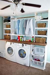 60 amazingly inspiring small laundry room design ideas With nice leroy merlin store exterieur 16 dressing et amenagement de placard castorama