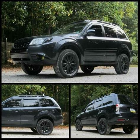 lifted subaru 60 best images about subaru forester accessories on