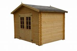 Abri De Jardin Bois 6m2 : abri de jardin 6m2 abri bois maison djunails ~ Farleysfitness.com Idées de Décoration