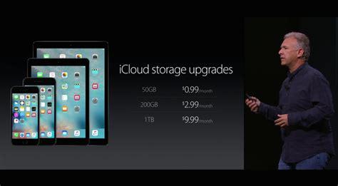 apple quietly lowers icloud storage prices tidbits