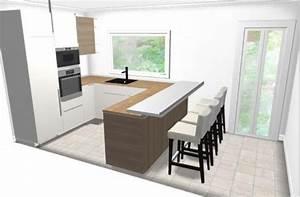 Jambage Plan De Travail : les projets implantation de vos cuisines 8700 messages page 448 ~ Melissatoandfro.com Idées de Décoration