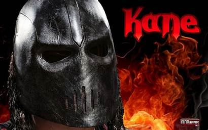 Kane Wwe Mask Masked Wallpapers Desktop Fire