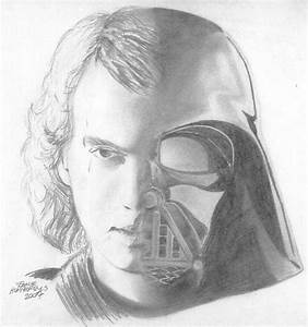 Two Faces of Anakin Skywalker by Mystications on DeviantArt