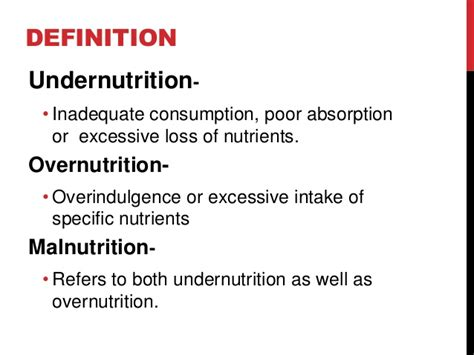 hunger definition protein energy malnutrition