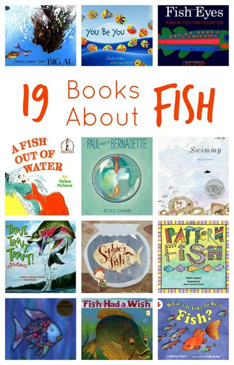 books about fish for preschoolers fish theme activities for fantastic amp learning 263